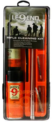 Hoppes UL22 Legends Universal Cleaning Kit Rifle w/Plastic Box .22 Cal