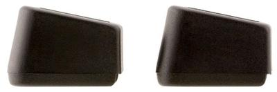 ProMag PM050 Glock Floor Plate 9mm/40 S&W Adds 2/Adds 1 Polymer Black