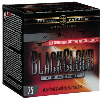 Federal PWBX134BBB Black Could 12 Gauge 3.5