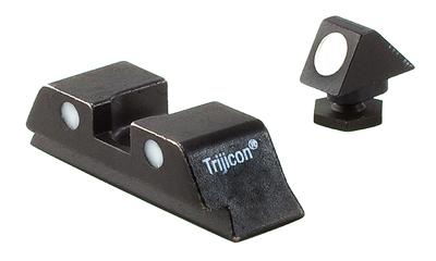 Trijicon GL05 Bright & Tough All Glock 3Dot White Front/Rear No Tritium