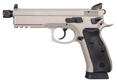 CZ 01253 P-01 Tactical Single/Double 9mm 5.2
