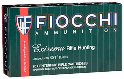 Fiocchi 3006HSC Extrema 30-06 Springfield SST 180 GR 20Bx/10Cs