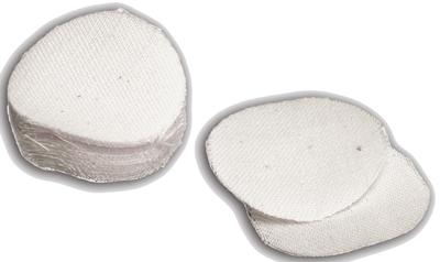 T/C Accessories 31007030 Round Ball Patches Cotton 45/50