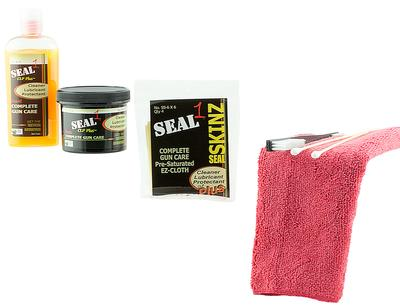 Seal 1  Complete Tactical Gun Care Kit  Universal