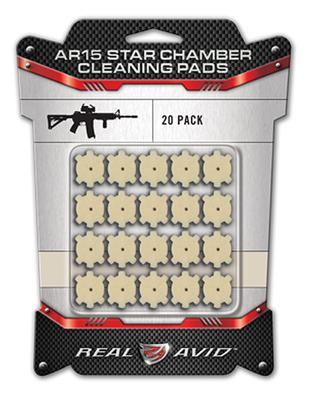 Real Avid/Revo AVAR15CP AR15 Star Chamber Cleaning Pad