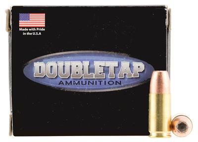 DoubleTap Ammunition 9MM124BD DT 9mm Luger 124 GR Jacketed Hollow Point 20 Bx/ 50 Cs