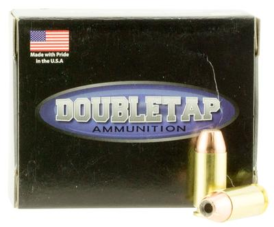 DoubleTap Ammunition 40200CE DT Hunter 40 Smith & Wesson (S&W) 200 GR Jacketed Hollow Point 20 Bx/ 50 Cs