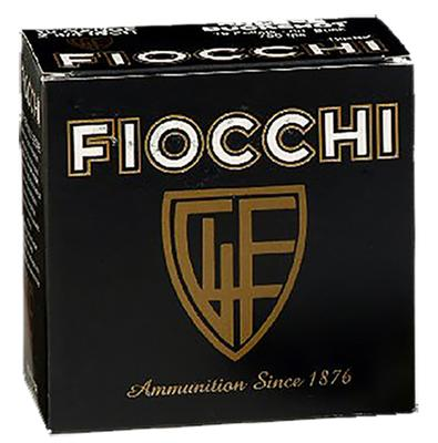 Fiocchi 12HV8 High Velocity Shotshell 12 Gauge 2.75