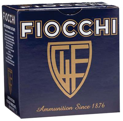 Fiocchi 12GT8 Game and Target Load 12 Gauge 2.75