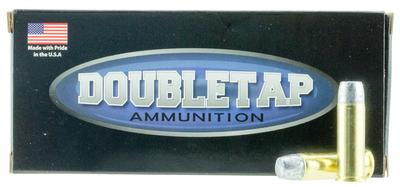 DoubleTap Ammunition 44M320HC DT Hunter 44 Remington Magnum 320 GR Hard Cast 20 Bx/ 25 Cs