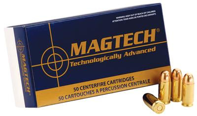 Magtech 40C Sport Shooting 40 Smith & Wesson (S&W) 160 GR Lead Semi-Wadcutter 50 Bx/ 20 Cs