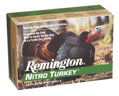 Remington Ammunition NT12H6 Nitro Turkey 12 Gauge 3