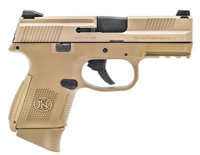 FN 66100113 FNS Double 9mm Luger 3.6