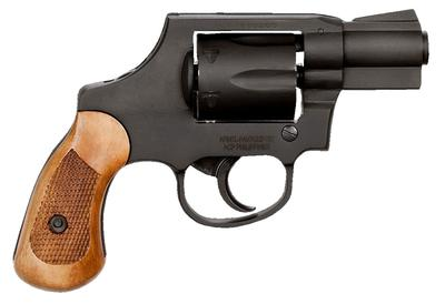 Rock Island 51280 Revolver M206 Spurless Single/Double 38 Special 2