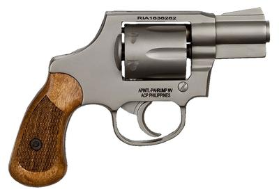 Rock Island 51289 Revolver M206 Spurless Single/Double 38 Special 2