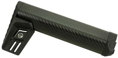 Lancer LCSA1R LCS AR Rifle Carbon Fiber A1 Buttstock Black