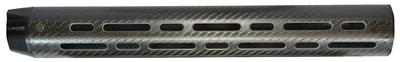 Lancer LCH715V0NR16 LCH AR Rifle Carbon Fiber Handguard Black Extra Long 16.25