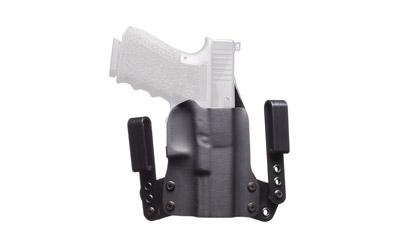 Blk Pnt Mini Wing M & Pc 9/40 Rh Blk