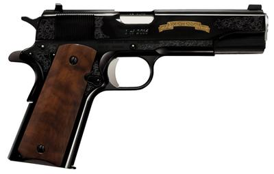Remington Firearms 96372 1911 R1 200th Anniversary Single/Double 45 ACP 5.0