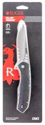 Columbia River R1702C Follow-Through Folder 3.75
