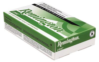Remington Ammunition L223R7V UMC 223 Remington/5.56 NATO 45 GR Jacketed Hollow Point 20 Bx/ 10 Cs