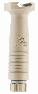 ProMag PM007FDE AR15/M16 Vertical Foregrip Polymer FDE