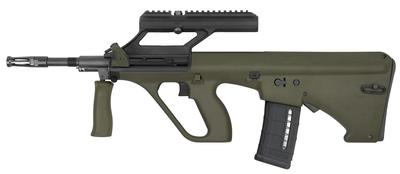 Steyr AUGM1GRNNATOO3 AUG A3 M1 NATO Semi-Automatic 223 Remington/5.56 NATO 16