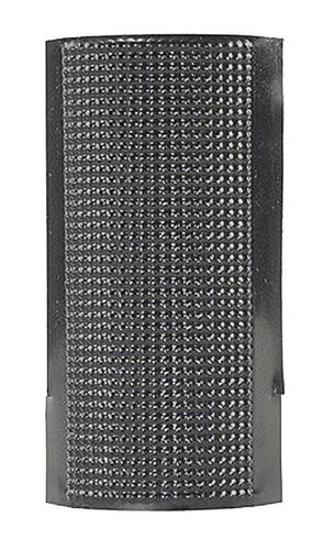 Wilson Combat 100b 1911 Checkered Frontstrap Blued Steel