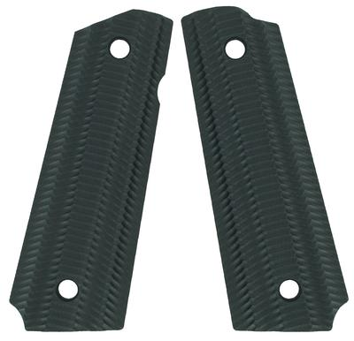 VZ Grips ALBXA 1911 Grip Panels Aliens Textured G10 Black