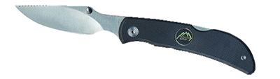 Outdoor Edge CL10C CAPER LITE Folder AUS-8 Drop Point Blade G-10