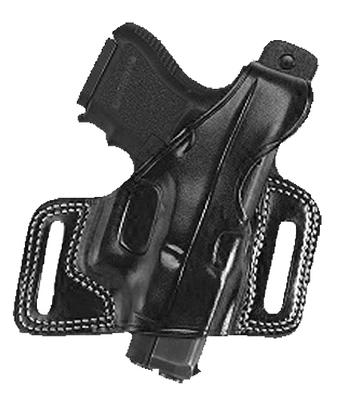 Galco SIL212B Silhouette Auto 212B Fits Belts up to 1.75