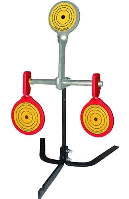 Do All Traps SS6306 Auto Reset Pro Style Spinner Target 9mm-30-06 Steel