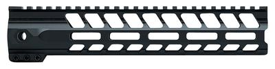 Lantac 01HG010SPADA SPADA-M Rifle 6005A-T6 Aluminum Black Hard Coat Anodized 10.5