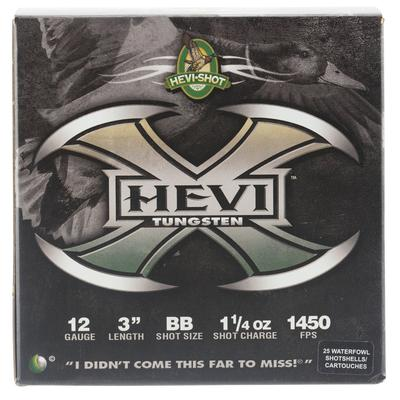 Hevishot 50308 Hevi-X Waterfowl 12 Gauge 3
