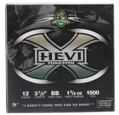 Hevishot 50358 Hevi-X Waterfowl 12 Gauge 3.5