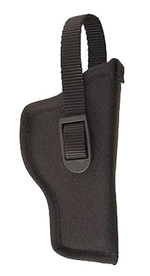 Uncle Mikes 81012 Hip Holster 8101-2 01-2 Black Nylon