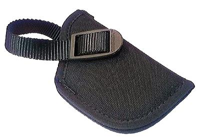 Uncle Mikes 81102 Hip Holster 8110-2 10-2 Black Nylon