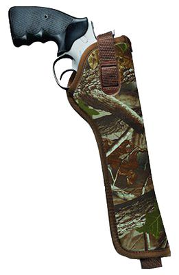 Uncle Mikes 80036 Hip Holster 8003-6 03-6 Camo Nylon