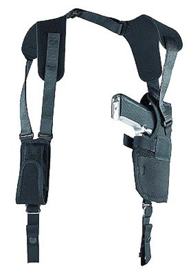 Uncle Mikes 83052 Shoulder Holster 8305-2 Fits up to 48