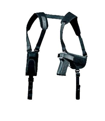 Uncle Mikes 77360 Horizontal Shoulder Holster 7736-0 36