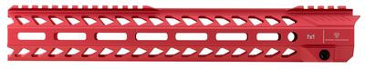 Strike SISTRIKERAIL Strike Rail AR-15 Rifle Aluminum Red 13.5