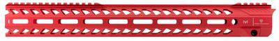 Strike SISTRIKERAIL Strike Rail AR-15 Rifle Aluminum Red 17