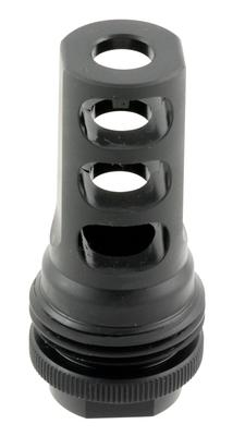SilencerCo AC1282 ASR Muzzle Break AR Style 7.62mm Steel