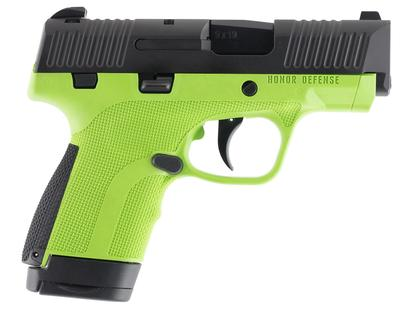 Honor Defense HG9SCAG Honor Guard Sub-Compact Double 9mm Luger 3.2