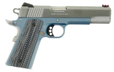 Colt Mfg O1072CCSBT 1911 Competition 70 Series Double 9mm Luger 5