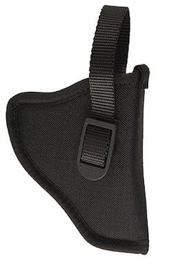 Uncle Mikes 81182 Hip Holster 8118-2 18-2 Black Nylon