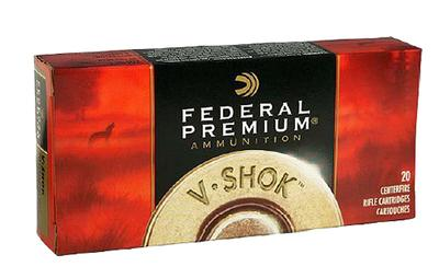 Federal P35WT1 Vital-Shok 35 Whelen Trophy Bonded Bear Claw 225GR 20Box/10Case