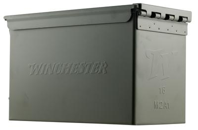 Winchester Ammo Q4318AC 9mm Luger 124 GR Full Metal Jacket 1000 Ammo Can