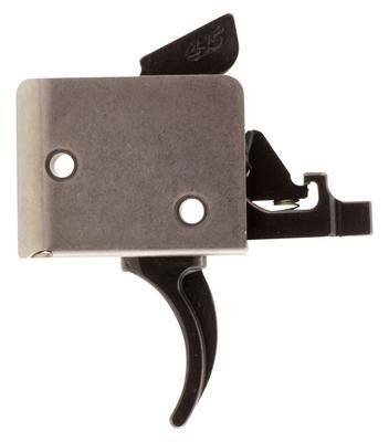 CMC Triggers 93502 2-Stage Trigger Curved AR-15 2-4 lbs
