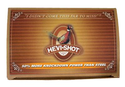 Hevishot 42234 Heavy Density Pheasant 12 Gauge 2.75